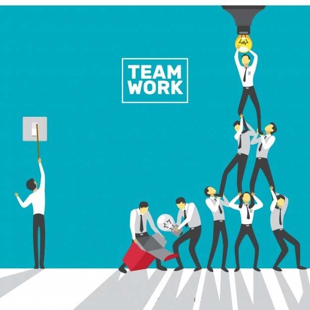 مهارتهای بین فردی و یا توانایی کار به عنوان بخشی از یک تیم